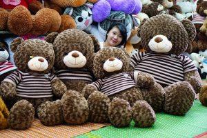 shop gấu bông giá rẻ tại Cần Thơ, gấu bông teddy Cần Thơ
